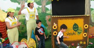 Show infantil para Colegios